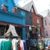チャイナタウン裏、エスニックな古着の街 ケンジントンマーケット Kensington Market