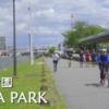 【4K】Tokyo Walk   Cinematic   戸田公園 漕艇場 荒川   Toda Park , Arakawa in Sai