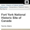 Parks Canada - Fort York National Historic Site of Canada